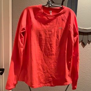 Under Armour cold gear sweater size large NWT